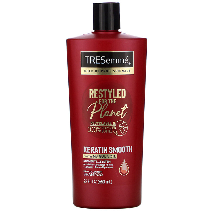 Dầu gội TRESemmé Keratin Smooth, 650ml