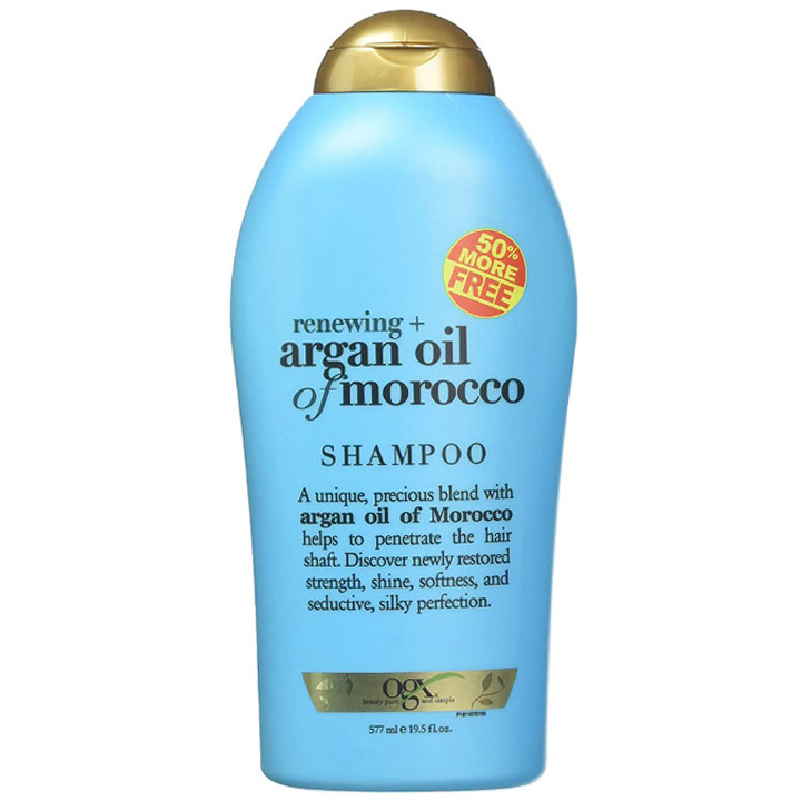 Dầu gội OGX Renewing + Argan Oil of Morocco, 577ml