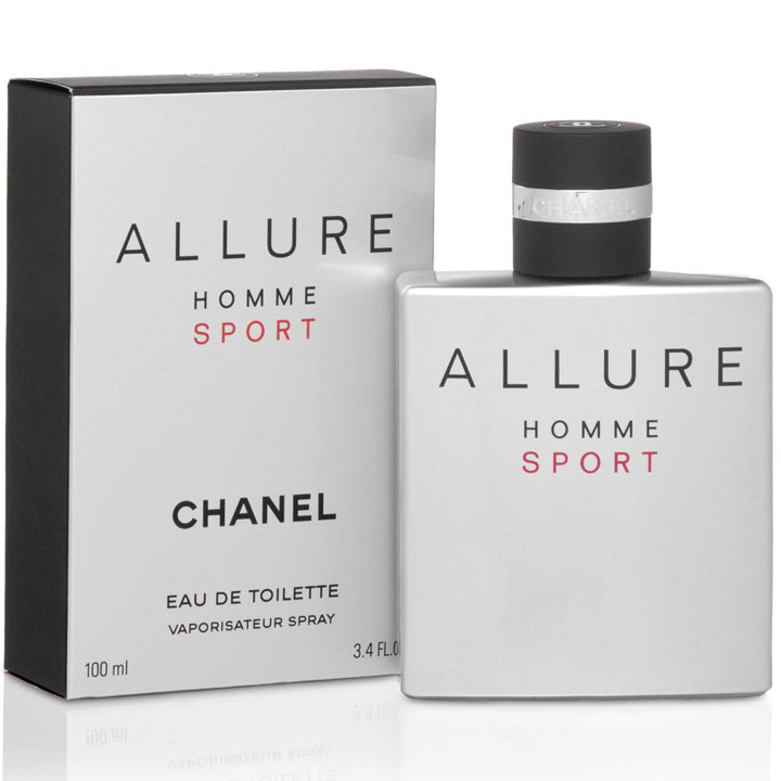 CHANEL Allure Homme Sport - Eau de Toilette, 100ml