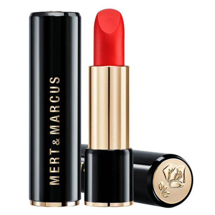 LANCÔME L'absolu Rouge Matte - Mert & Marcus Collection, 198 Rouge Flamboyant