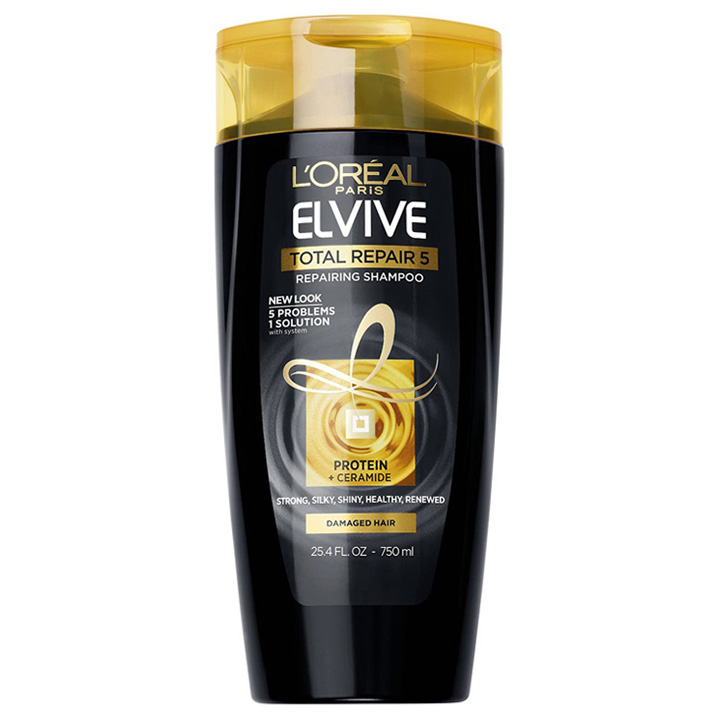 Dầu gội L'Oreal Paris Elvive Total Repair 5, 750ml