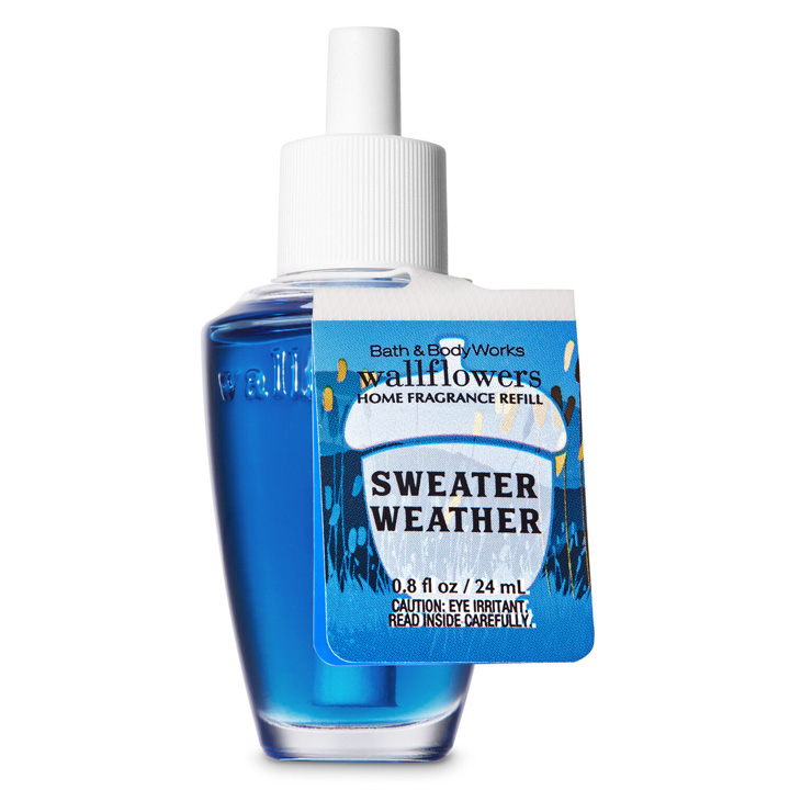 Tinh dầu thơm phòng Bath & Body Works Sweater Weather, 24ml