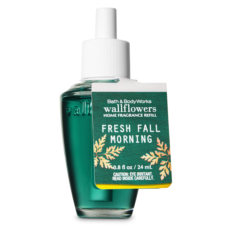 Tinh dầu thơm phòng Bath & Body Works Fresh Fall Morning, 24ml