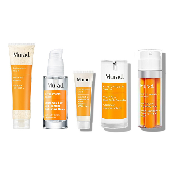 Murad 90 Day Rapid Lightening Regimen E-Shield Kit