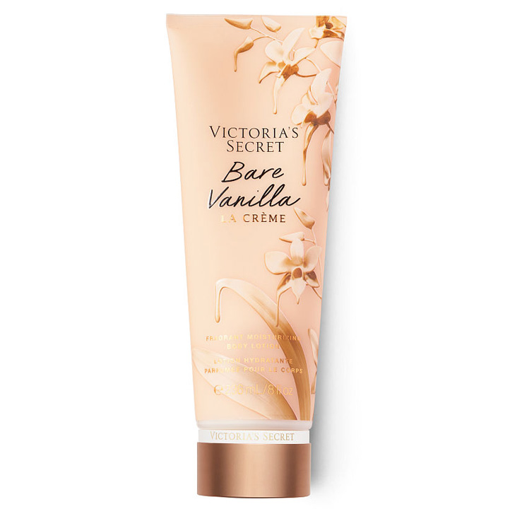 Lotion dưỡng da Victoria's Secret La Crème - Bare Vanilla, 236ml