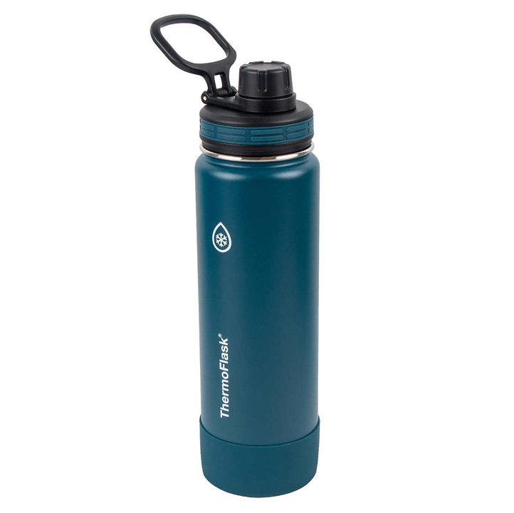 Bình giữ nhiệt ThermoFlask - Teal, 710ml