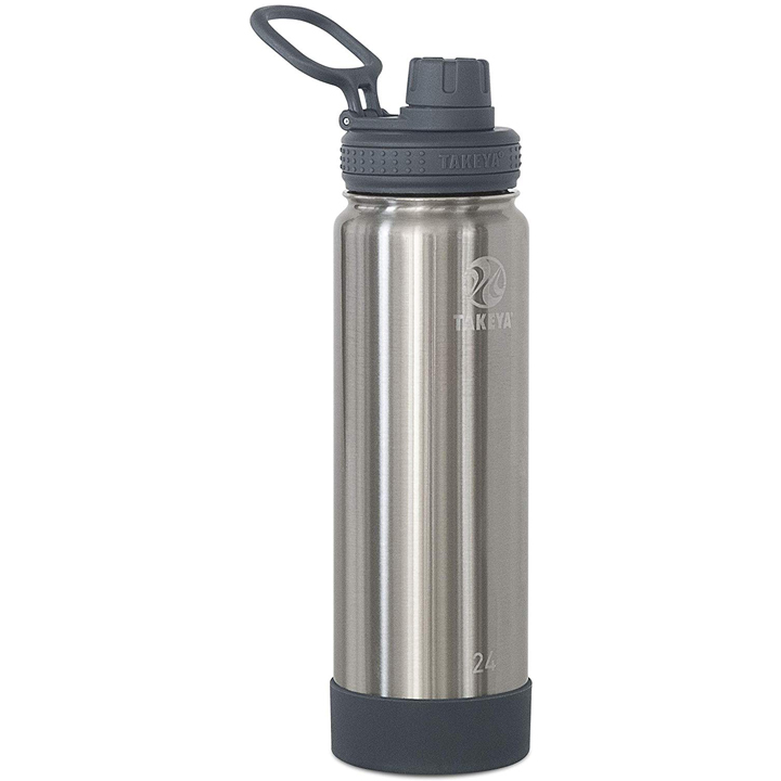 Bình giữ nhiệt Takeya Actives - Stainless Steel, 710ml