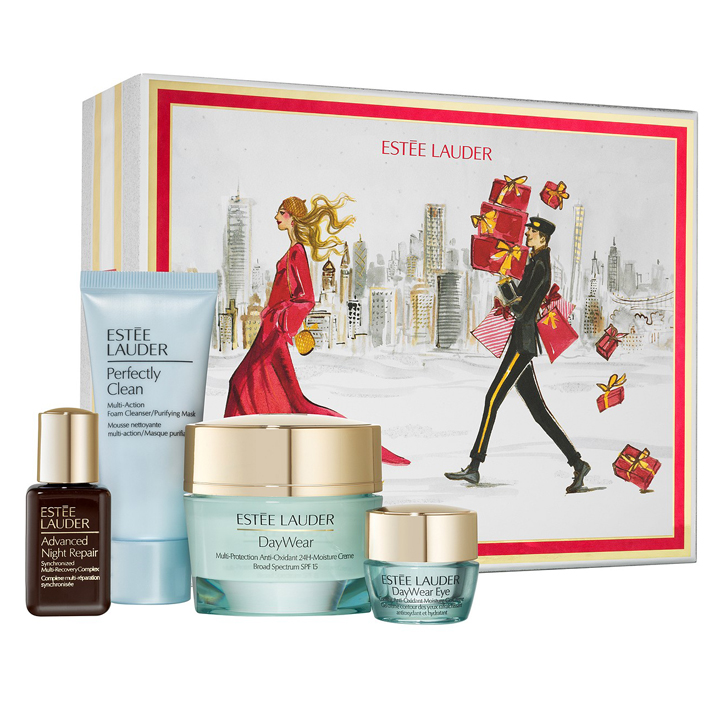 Estee Lauder Protect + Hydrate Skincare Collection Limited Edition