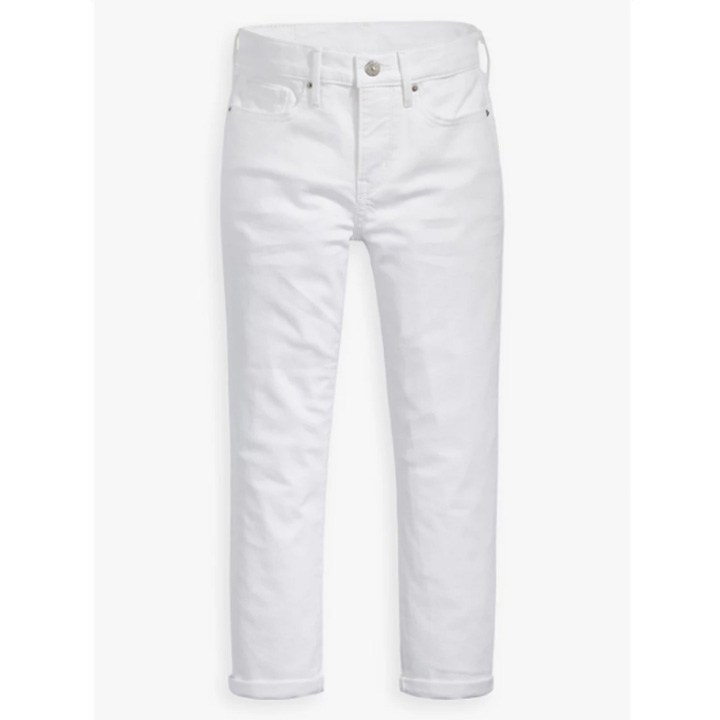 Quần Levi's 311 Shaping Skinny Ankle Jeans - White, Size 26