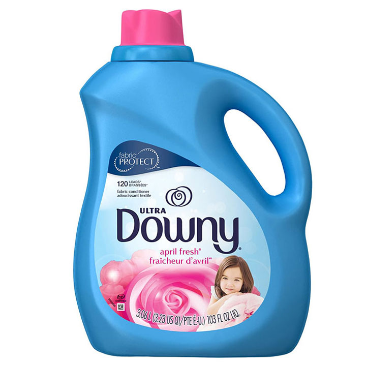 Nước xả vải Downy Ultra April Fresh, 3.06L