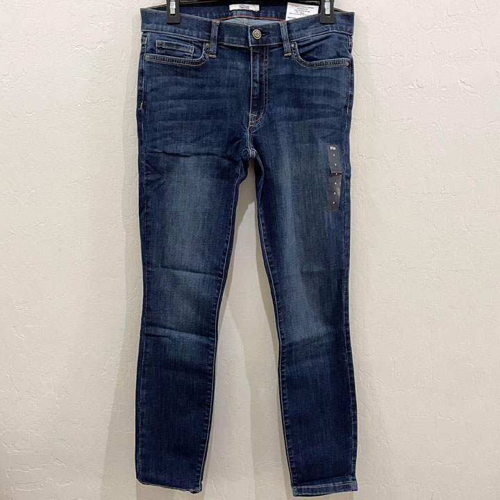 Quần Tommy Hilfiger Denim Ultimate Stretch Skinny - Indigo, Size 6
