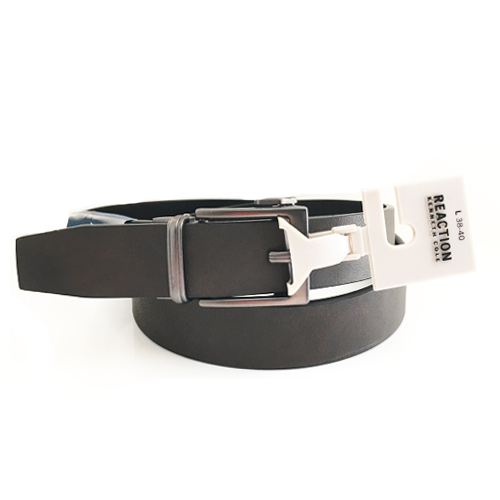 Kenneth Cole Reaction Reversible Belt - Brown, Size L