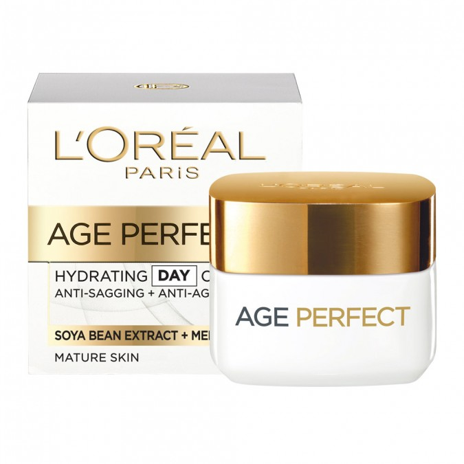 L'oreal Paris Age Perfect Hydrating Cream Day, 50 ml