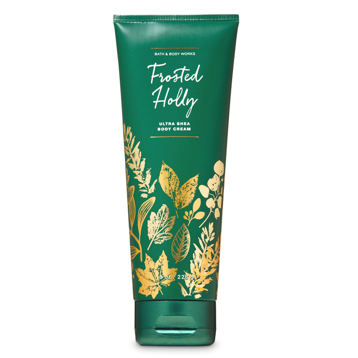 Kem dưỡng da Bath & Body Works - Frosted Holly, 226g