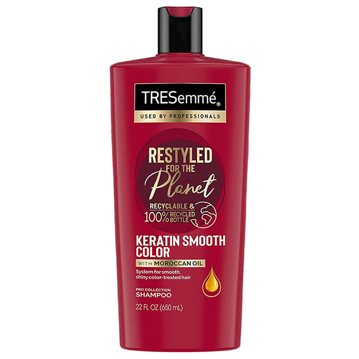 Dầu gội TRESemmé Keratin Smooth Color, 650ml