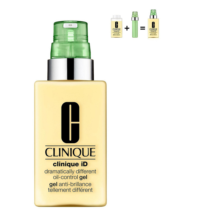 Clinique iD Dramatically Different Oil-Control Gel With Active Cartridge Concentrate™ For Irritation, 125ml