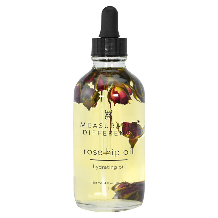 Measurable Difference Rose Hip Hydrating Oil, 118ml