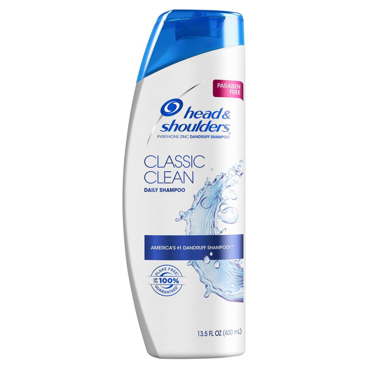 Dầu gội Head & Shoulders Classic Clean, 400ml